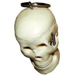 Chaveiro Crânio Anatomic - Código: Tgd-0185-c