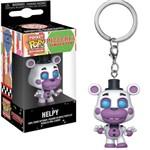 Chaveiro Funko Pop Keychain - Five Nights At Freddy - Pizza Helpy