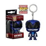 Chaveiro Funko Pop Keychain Power Rangers Blue