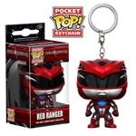 Chaveiro Funko Pop Keychain Power Rangers Red