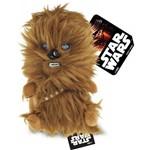 Chaveiro Pelúcia Star Wars Chewbacca Dtc Marrom