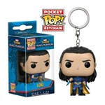 Chaveiro Pocket Funko Pop: Thor 3: Ragnarok - Loki