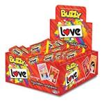 Chiclete Love Morango C/100 - Buzzy