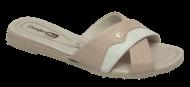 Chinelo Feminino Comfortflex 1872401 Nude | Dtalhe Calçados