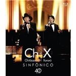 Chitãozinho & Xororó: Sinfônico 40 Anos - Blu Ray Sertanejo