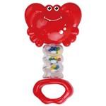 Chocalho Baby Caranguejo Zippy Toys 35711f