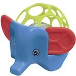 Chocalho Elefante Ball Sortido 6724 - Buba Toys