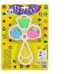 Chocalho para Bebe Sino Colors 455