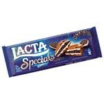 Chocolate ao Leite Lacta Specials Biscoito Oreo 325g