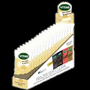 Chocolate Branco com Cereais Zero Açúcar 18 Unidades de 30g