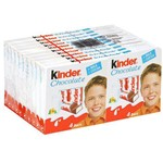 Chocolate Kinder 50g C/20 - Ferrero