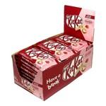 Chocolate Kit Kat Morango 41,5gr C/24un - Nestlé KitKat