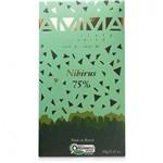 Chocolate Orgânico Nibirus 75%