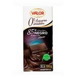 Chocolate Valor Dark 85% Cacau 100 G (Amargo)