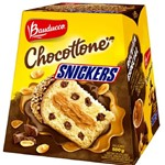 Chocottone Bauducco Snickers 500g