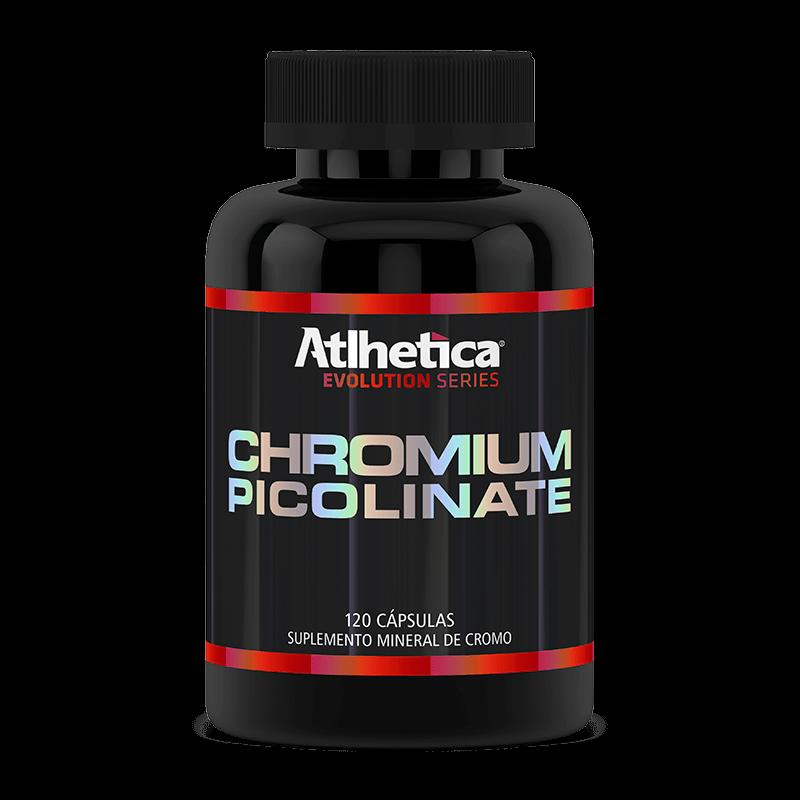 Chromium Picolinate (120caps) Atlhetica Nutrition