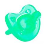 Chupeta de Silicone - Physio Soft - Verde - Tam 2 - 12+ M - Chicco