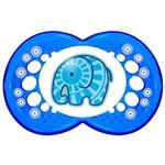 Chupeta MAM 2333 Clear Boys (6+ Meses) Elefante