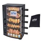 Churrasqueira a Gás 5 Espetos Vitta Premium Arke com Capa