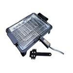 Churrasqueira Eletrica Anurb Platinum 220v Preta