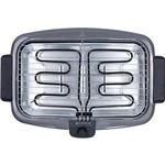 Churrasqueira Elétrica Cadence Max Tasty GRL801