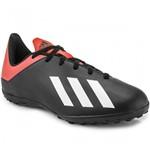 Chuteira Adidas X 18.4 TF Infantil | Futebol Society | MaxTennis