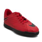 Chuteira Nike Hypervenomx Phade III Society Vermelha Infantil 31