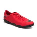 Chuteira Nike Hypervenomx Phelon III Futsal Vermelha Masculina 39