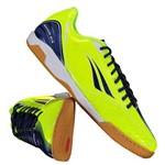 Chuteira Penalty Digital VIII Futsal Amarela