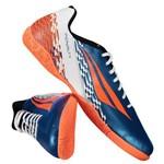 Chuteira Penalty Storm VII Futsal Azul