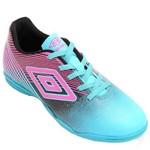 Chuteira Umbro Slice III Futsal Azul