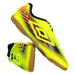 Chuteira Umbro Speed III Futsal Amarela