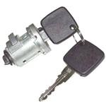Cilindro de Ignição da Coluna da Direção C/chave - Fiat Tempra 91 à 98 - Tipo 93 à 97