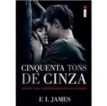 Cinquenta Tons de Cinza - Capa Filme - Intrinseca