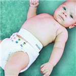 Cinta para Hérnia Umbilical Infantil 241 Salvapé