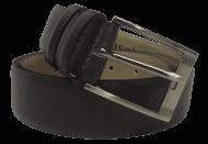 Cinto Fasolo T136074 Couro Conforto | Dtalhe Calçados