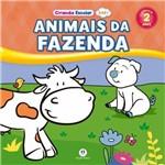 Ciranda Escolar Baby Animais da Fazenda