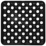 Circ-ball Tapete Box 43 Cm X 43 Cm Preto