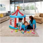 Circo Inflável com Bolinhas - Fisher-price
