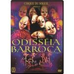 Cirque Du Soleil a Odisséia Barroca - Dvd Filme