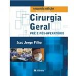 Cirurgia Geral - Pre e Pos Operatorio - Atheneu