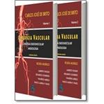 Cirurgia Vascular: Cirurgia Endovascular e Angiologia - 2 Volumes