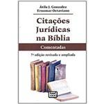 Citações Jurídicas na Bíblia