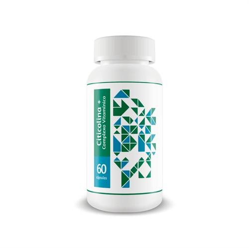 Citicolina 200mg + Complexo Vitamínico 30 Doses