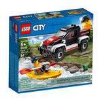 City Aventura com Caiaque - 60240