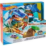 City Conj Ataque do Tubarão Mattel