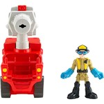 City Fireblaster Imaginext - Mattel