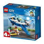 City Policia Aerea Jato Patrulha - 60206