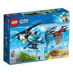 City Policia Aerea Perseguição de Drone - 60207