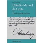 Claudio Manuel da Costa - Cia das Letras